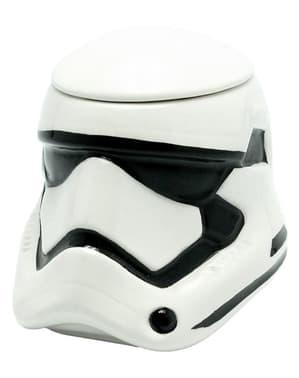 Caneca de Stormtrooper Star Wars 3D