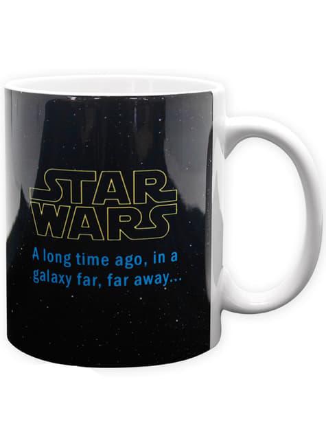 Taza de Star Wars A Long Time Ago