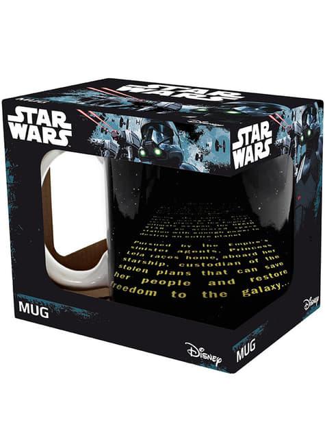 Taza de Star Wars A Long Time Ago - oficial