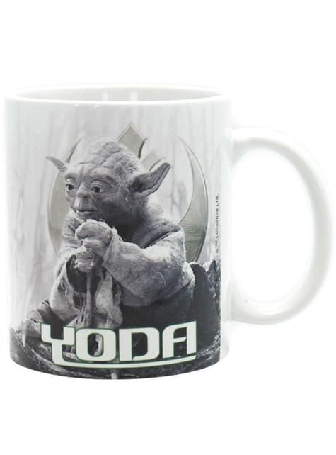 Taza de Yoda