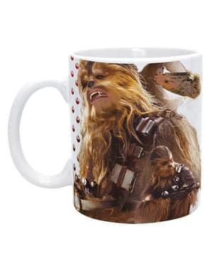Caneca de Chewbacca