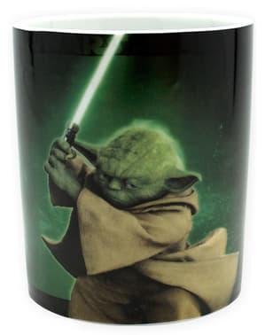 Cană mare Yoda