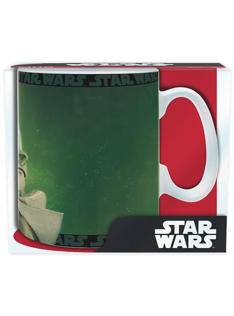 Taza grande de Yoda - oficial