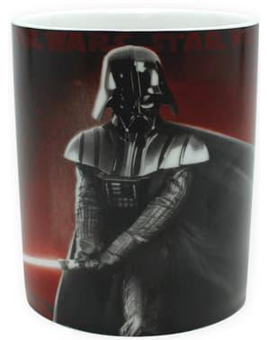 Taza grande de Darth Vader