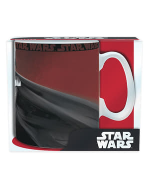Darth Vader grote mok