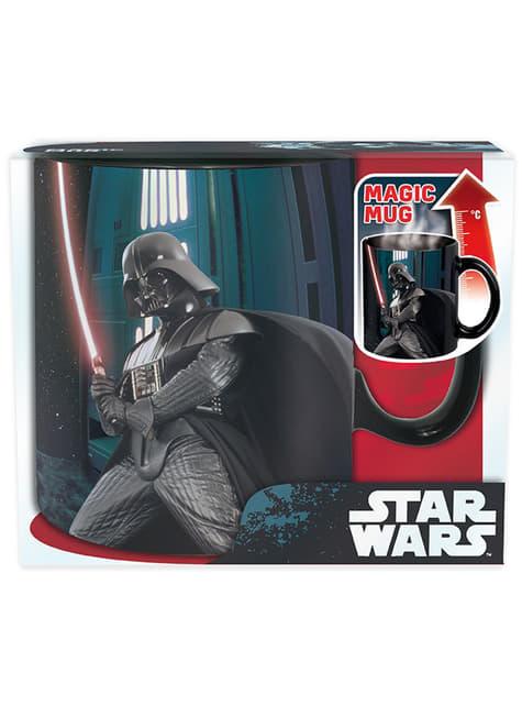 Darth Vader colour-changing large mug