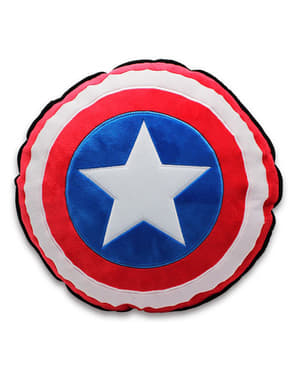 Декоративна възглавница с Капитан Америка