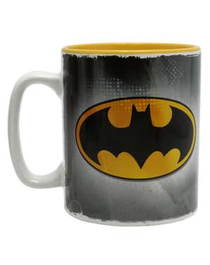 Pack cadou: cană, breloc și plăcuțe - Batman