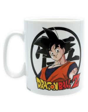 Gåvoset deluxe: mugg, nyckelring och märken - Dragon Ball