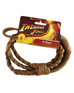 Chicote de Indiana Jones infantil