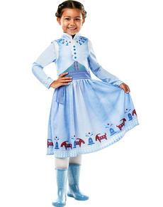Disfraz de Anna Frozen classic para niña - Las Aventuras de Olaf