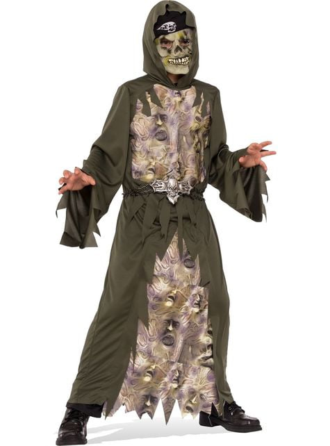 Soul-catcher ghost costume for boys