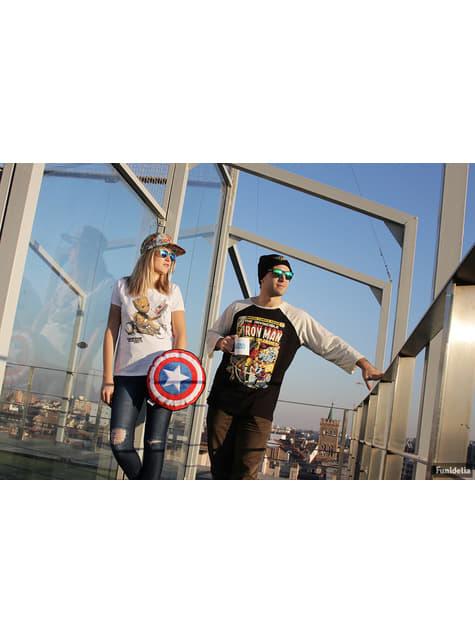 Cojín de Capitán América - el más divertido