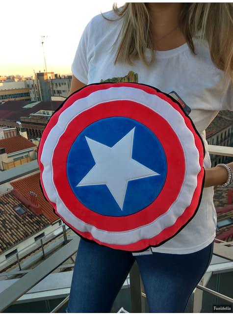 Cojín de Capitán América - para verdaderos fans