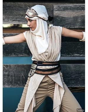Masker van Rey Star Wars Episode 7 voor vrouw