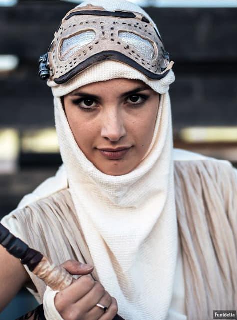 Maska Rey Star Wars: Przebudzenie Mocy damska