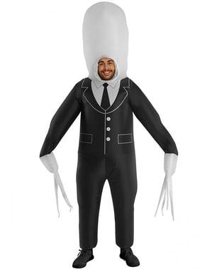 Aufblasbares Slenderman Kostüm für Erwachsene
