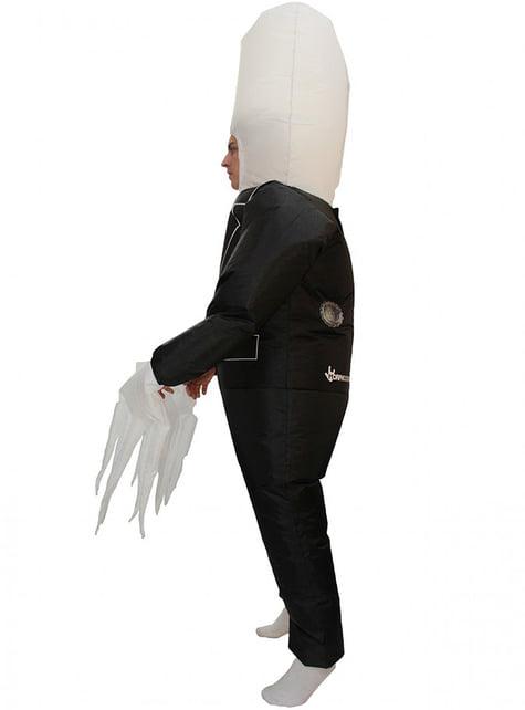 Disfraz de Slenderman hinchable para adulto - adulto