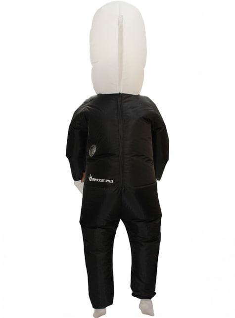 Disfraz de Slenderman hinchable para adulto - original