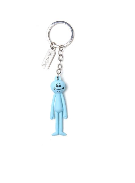 3D Schlüsselanhänger Rick & Morty Meeseeks
