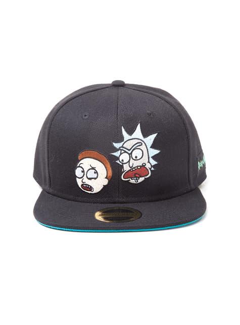 Gorra de Rick y Morty Personajes