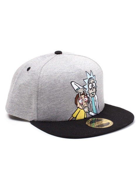 Gorra de Rick y Morty Open Your Eyes