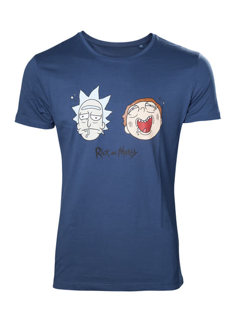 Rick and Morty Wasted t-shirt for men