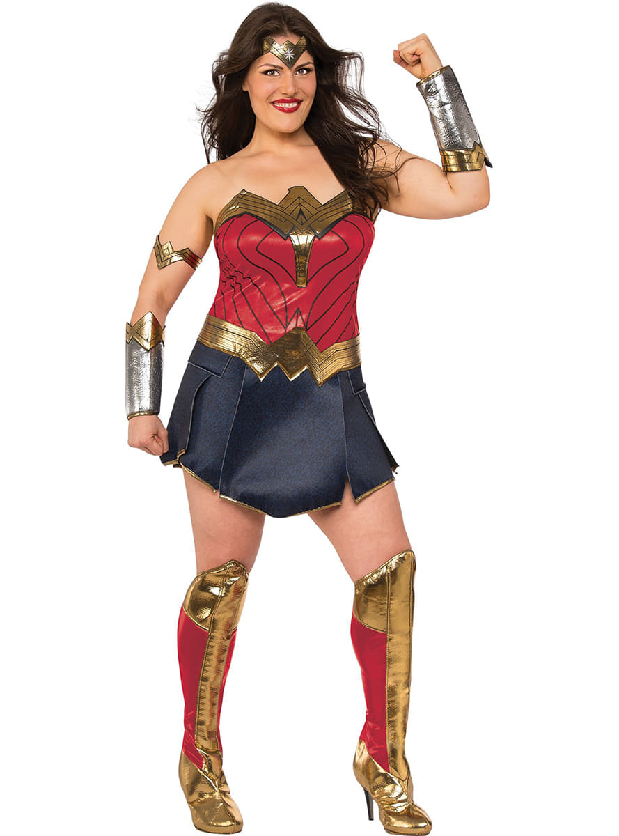 Wonder Woman Costume Large
