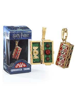 Charm pandantiv Cufăr Quidditch Harry Potter