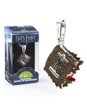 Hirviökirja Hirviöistä -riipus Harry Potter