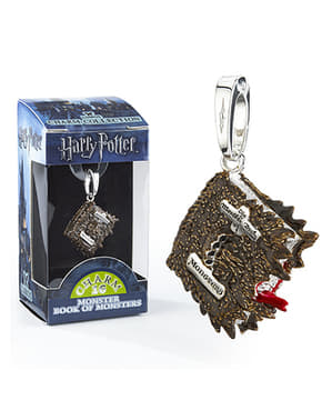 Pendentif Le Monstrueux Livre des Monstres Harry Potter