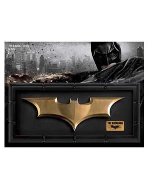 Batarang kopi Batman The Dark Knight