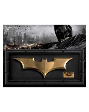 Αντίγραφο Batarang Batman Το σκοτάδι ιππότης