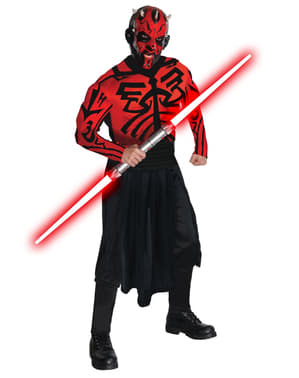 Deluxe Muscular Darth Maul Adult Costume