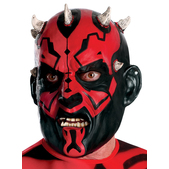 Máscara Darth Maul Vinilo 3/4