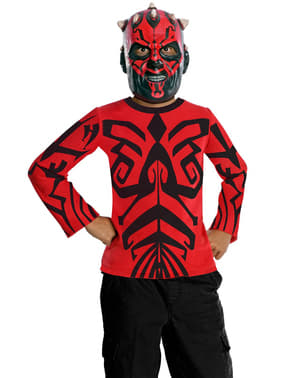 Kit de Darth Maul infantil
