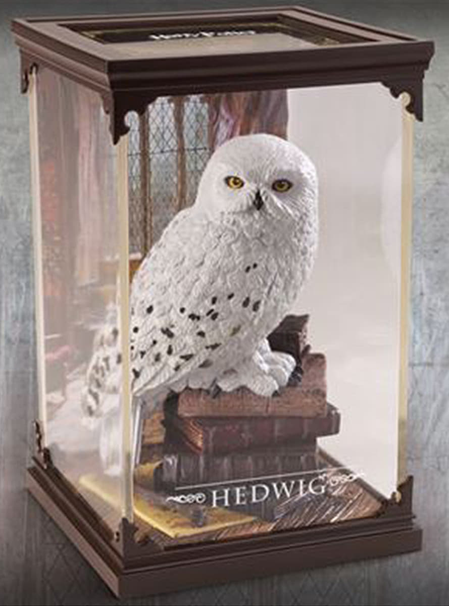 Figurine hedwige la chouette harry potter funidelia - Harry potter chouette ...