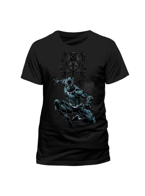 T-shirt de Black Panther