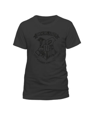 T-shirt Harry Potter Distressed Poudlard