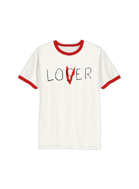 Camiseta de IT Loser