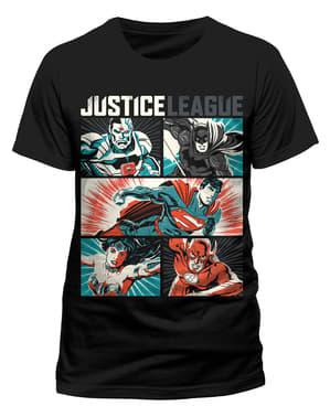Oikeuden Puolustajat Pop Art t-paita