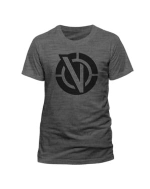 T-shirt Ricky et Morty Vindicators Logo