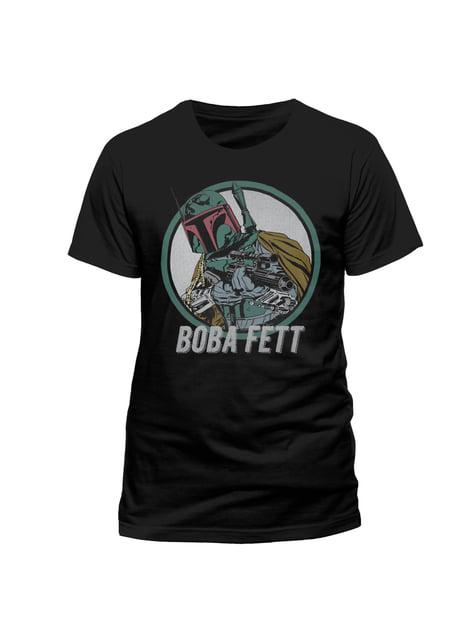Koszulka Boba Fett Star Wars