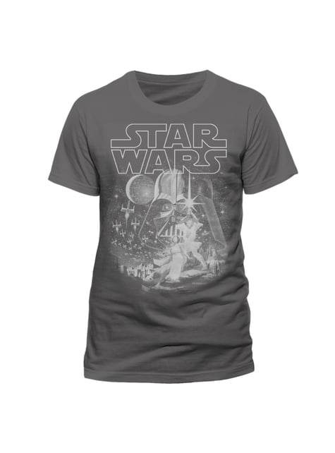 T-shirt de Star Wars Classic New Hope