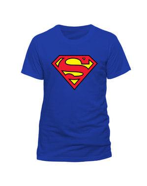 Maglietta Superman Logo Classico
