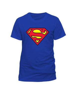 T-Shirt Superman klassisches Logo