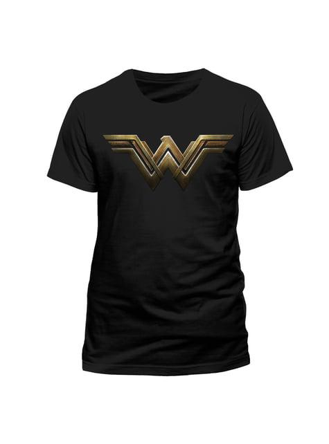 T-shirt Wonder Woman Movie Logo