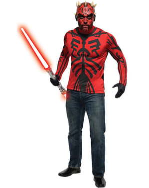 Kit de Darth Maul Deluxe Adulto