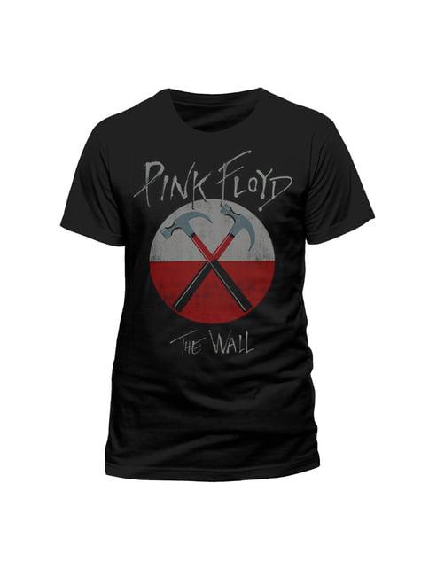 T-Shirt Pink Floyd Hammer Logo