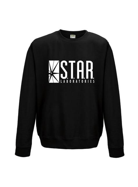 Flash Star Labs sweater